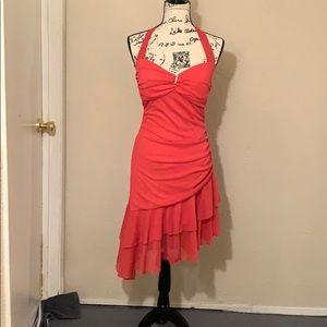 EUC My Michelle size L prom dress.